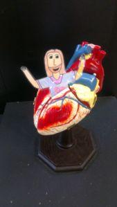 dennis flat jesus heart